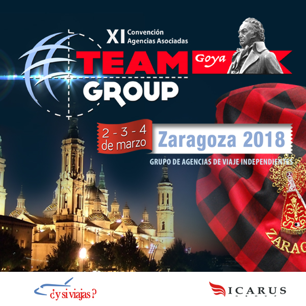 XI CONVENCIÓN TEAM GROUP 2018