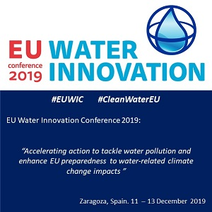 EU WATER INNOVATION 2019