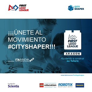 TORNEO FIRST LEGO LEAGUE ARAGÓN 2019-2020 2020
