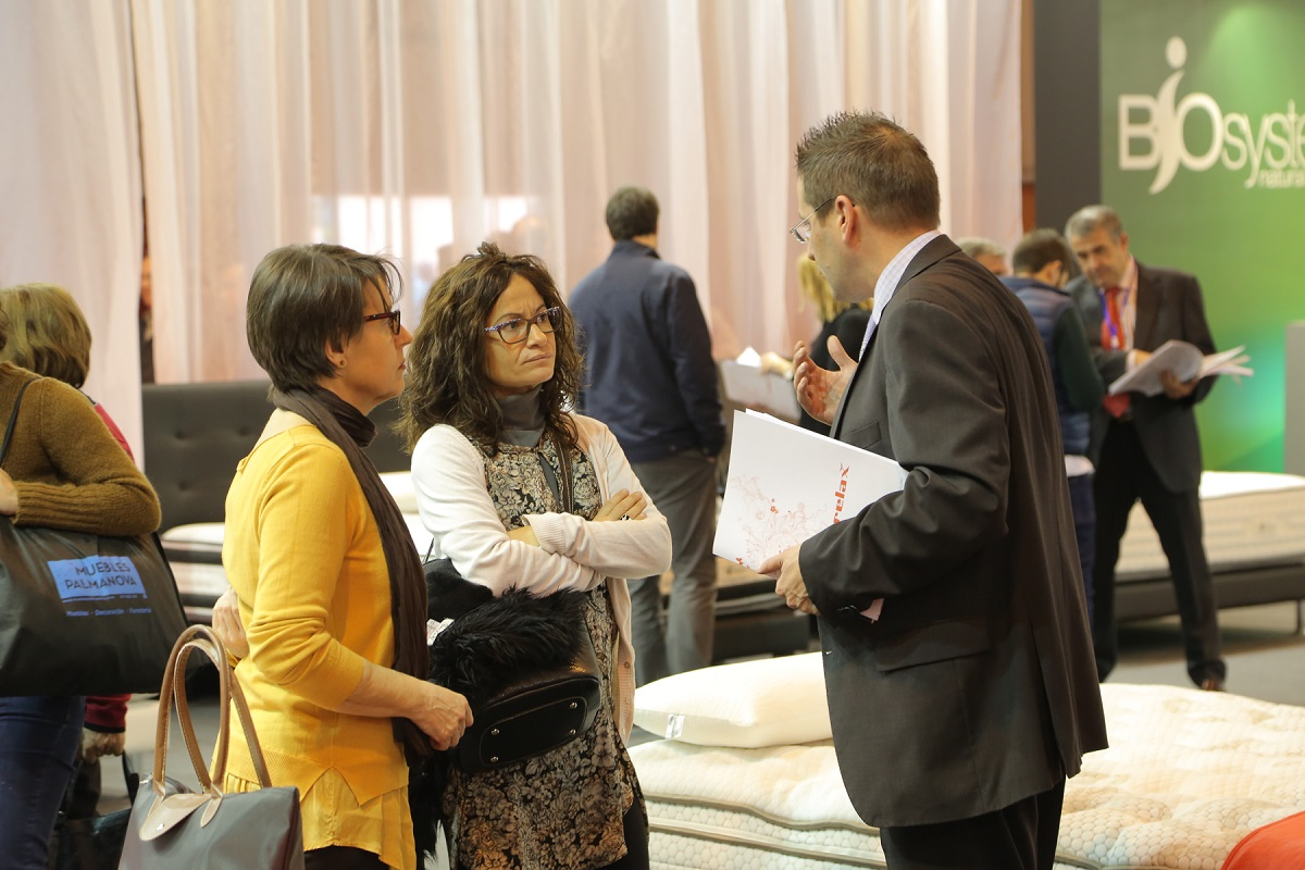 Zaragoza reaffirms its position as leader of the sector's fairs in Spain, with the participation of more than 600 brands