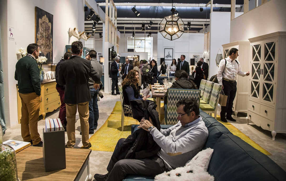 Zaragoza becomes the furniture reference event in Southern Europe