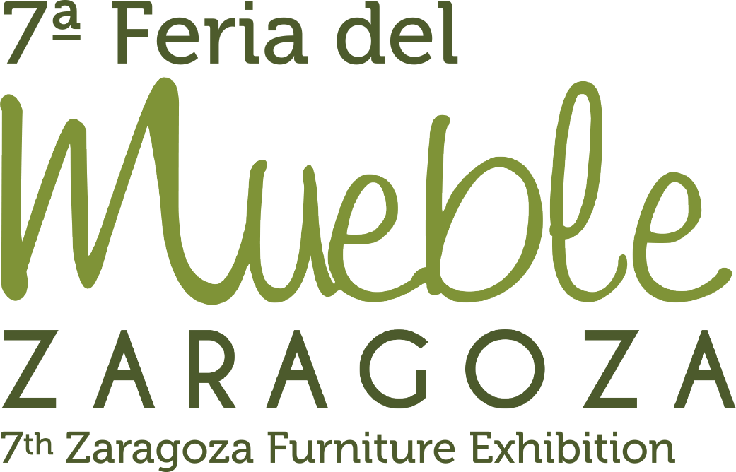 Logo in color Zaragoza Furniture Exhibition
