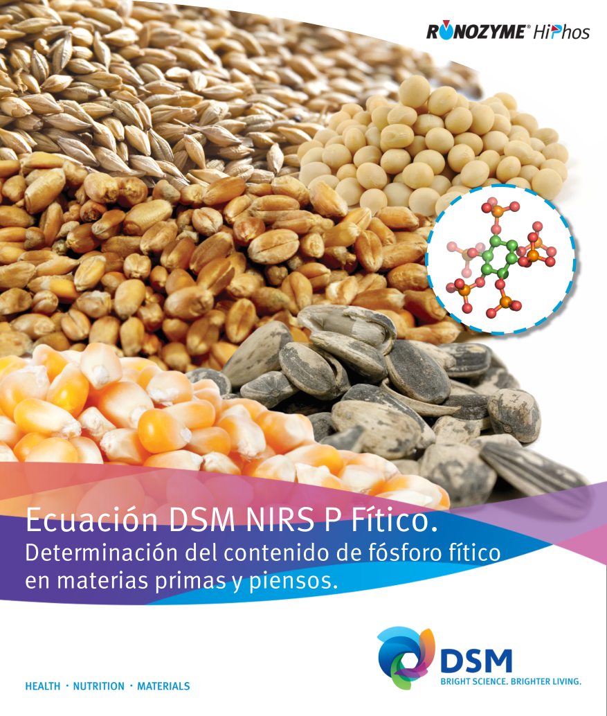 Productos - DSM Phytate NIRS Service
