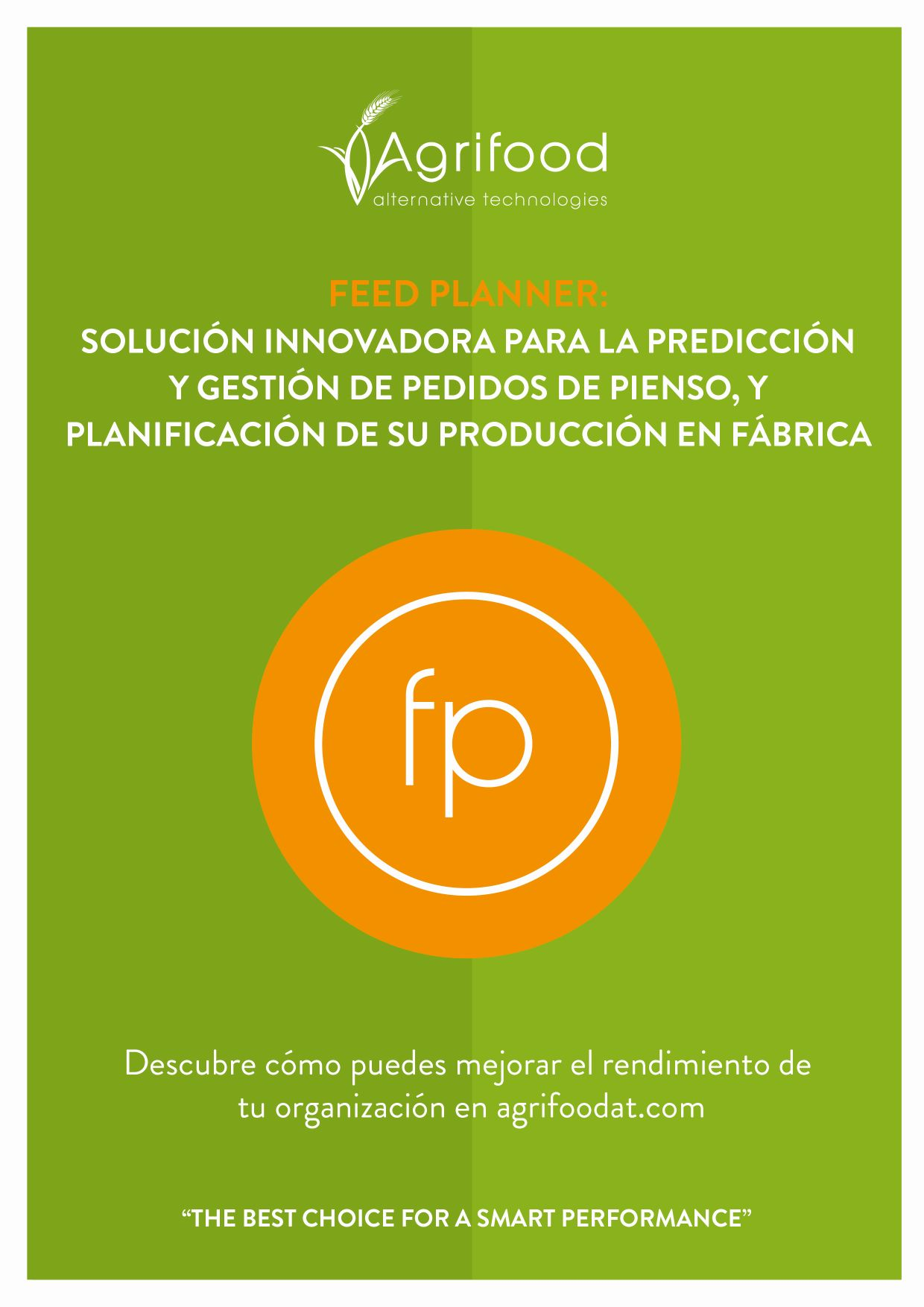 Productos - agrifood