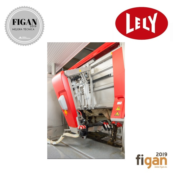 LELY ASTRONAUT A5 MILKING ROBOT
