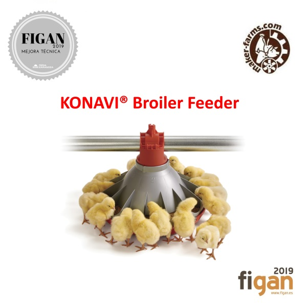 KONAVI BROILER FEEDER