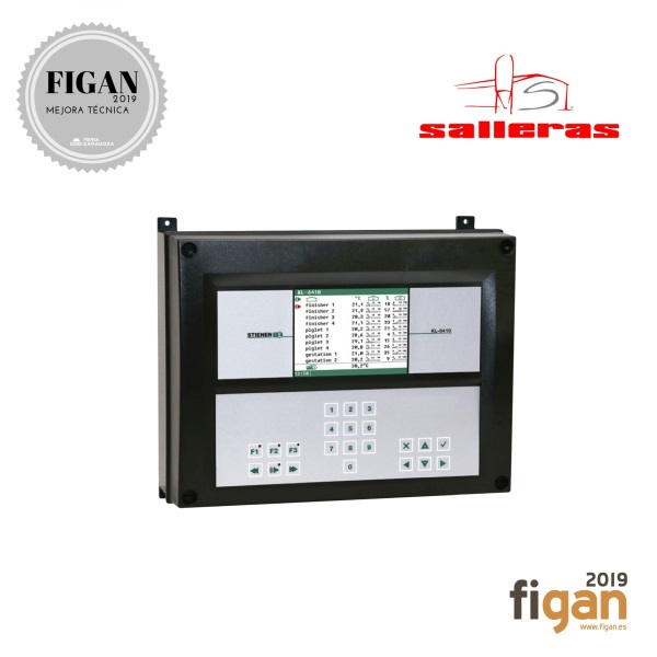 CLIMATE REGULATOR FOR SEVERAL ROOMS