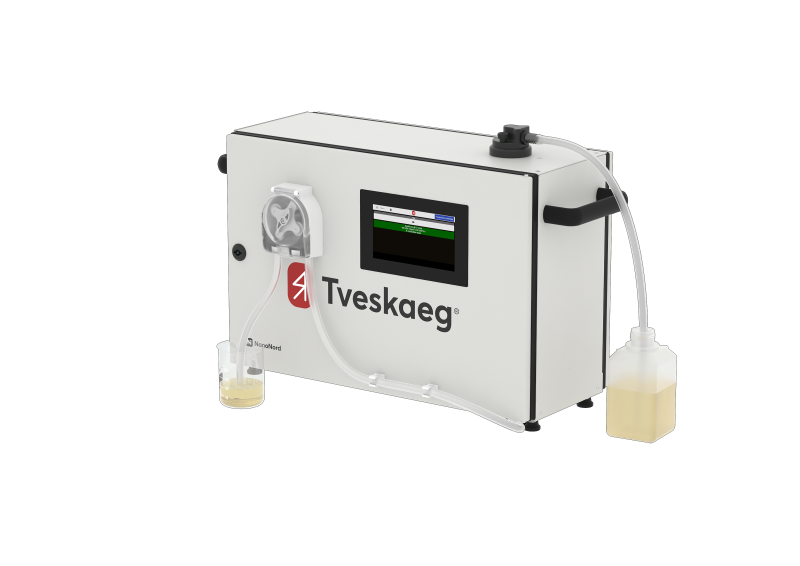 TVESKAEG™ NMR multinuclear sensor for analysis of components by nuclear magnetic resonance spectroscopy