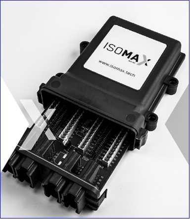 AGXTEND-ISOMAX terminal to adapt older implements to the ISOBUS system