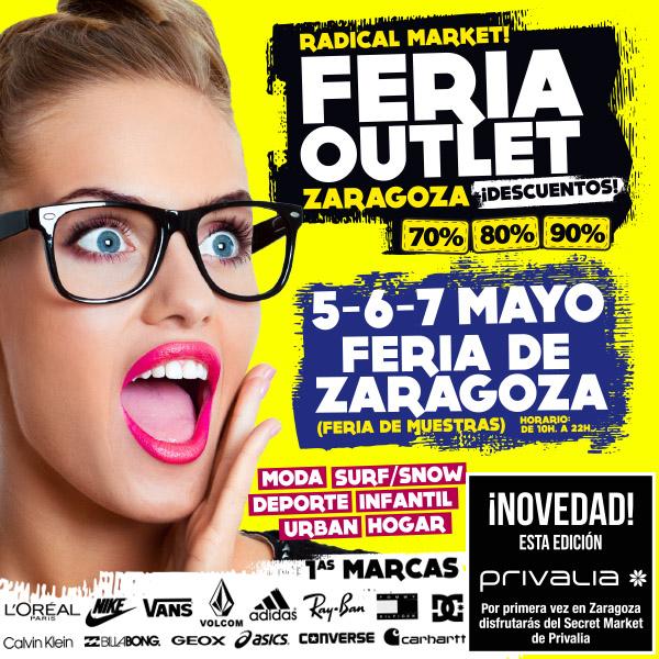 Feria de zaragoza an organization at your service for Feria outlet zaragoza