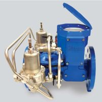 ULTRAF: CONTROL VALVE WITH INTEGRATED FLOW METER