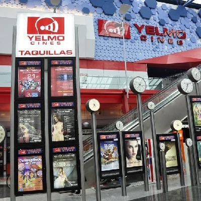 Cines Yelmo Plaza Imperial